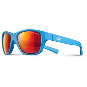 Julbo Turn Spectron 3CF Sunglasses 4-8Y Kids matt blue-multilayer red